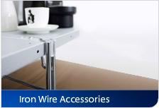 Iron wire accessories
